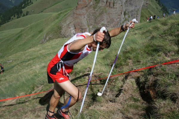 ADVENDURE - Τρέξιμο στο βουνό με μπατόν  Ένας οδηγός