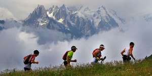Ziria Race, Olympus Marathon, Gerania Vertical στην λίστα της ISF