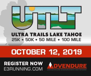 Ultra Trail Lake Tahoe