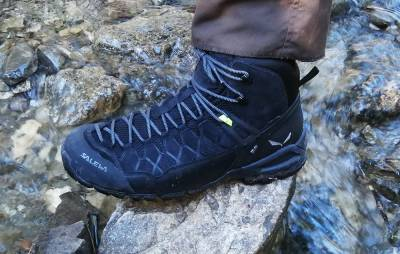 SALEWA Alp Trainer Mid GTX