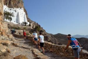 Το βουνό συνάντησε τη θάλασσα στο 4ο Amorgos Trail Challenge!