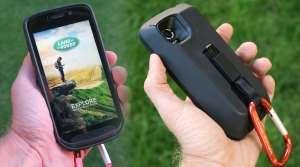 Land Rover Explore, ένα smartphone για υπαίθριες δραστηριότητες