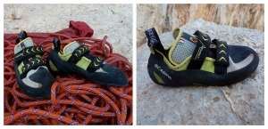 Scarpa Vapor V,  ένα από τα καλύτερα «all arounder» αναρριχητικά παπούτσια