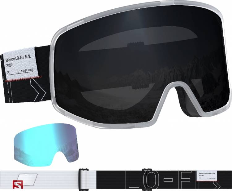 Salomon Unveils Limited Edition LO-FI GOGGLE!