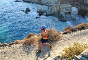Cyclades Trail Cup: Folegandros Sunset Trail!