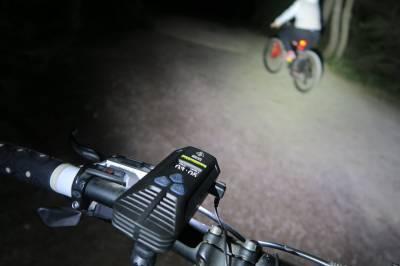 Κάντε τη νύχτα μέρα στο ποδήλατο με τον NITECORE BR35 !