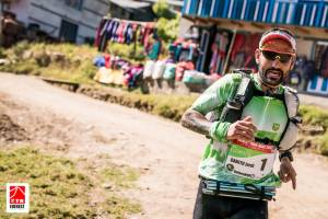 Jordi Gamito and Manu Vilaseca lead the Everest Trail Race!