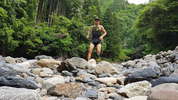 An exclusive interview with Moritz auf der Heide, a few weeks before his participation in Naxos Trail Race 2019!