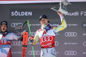LUCAS BRAATHEN TAKES HOME FIRST WORLD CUP WIN WITH BUDDY KILDE'S HELP!