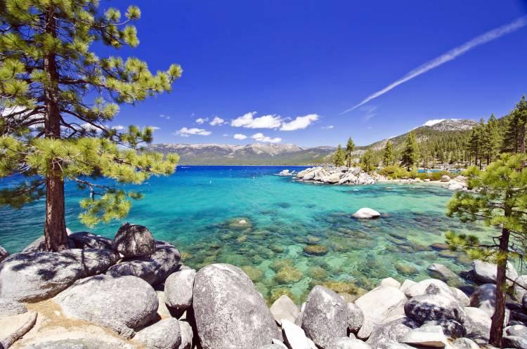 Ultra Trails Lake Tahoe!
