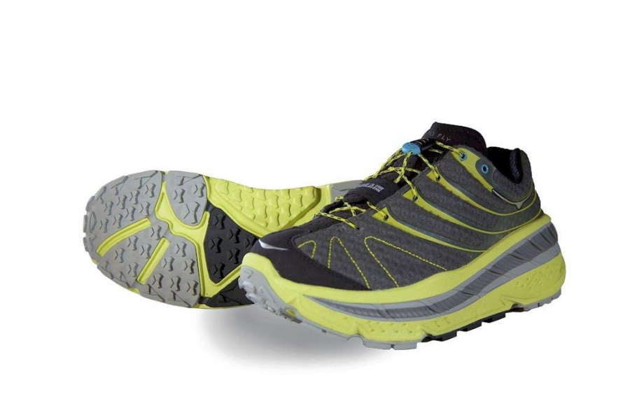 Hoka One One-Evo Stinson review