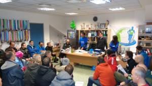 Πραγματοποιήθηκε η Γ. Σ. του Συλλόγου Δρομέων Υγείας Θεσσαλονίκης