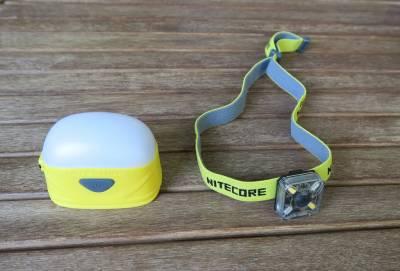 Πολυχρηστικά προϊόντα NITECORE για το κάμπινγκ, το τρέξιμο, το ποδήλατο, το σπίτι και πολλά άλλα!