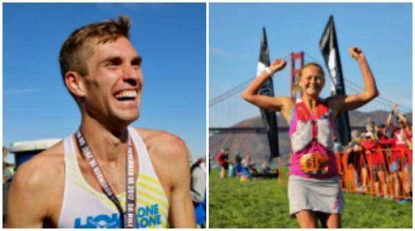 Ο Tim Freriks και η Ida Nilsson νικητές στο The North Face Endurance Challenge 50 miles Championship στο San Fransisco!