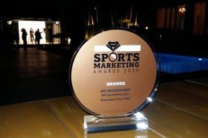 Βράβευση για το 6ο Lycabettus Run στα Sports Marketing Awards 2020!