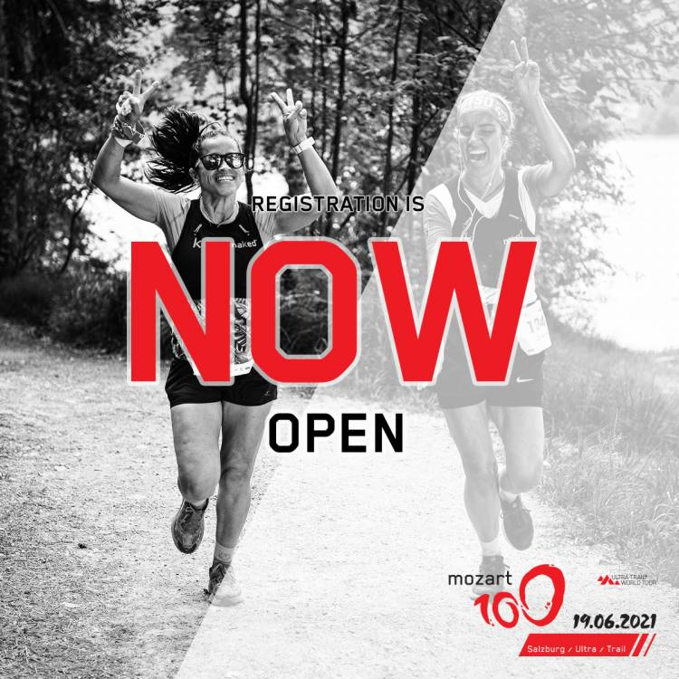 Mozart100 2021 - Registration is Open!