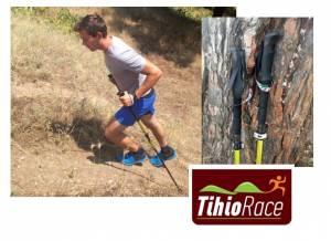 Μπατον COBER δώρο σε όλους τους δρομείς του Ultra Tihio Race 165Κ - 250Κ