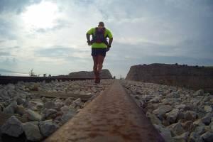 To Rail Running Diolkos στις 25 Νοέμβρη 2018