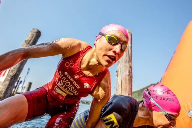 Forissier and Duvoisin win XTERRA Short Track Italy in Lake Garda!
