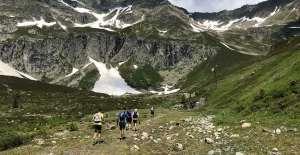 Τρέχοντας στον Mont Blanc Marathon 90K