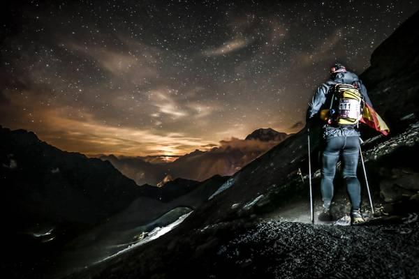 To Tor des Geants γιορτάζει και γίνεται … Tor des Glaciers   450k   32.000 D+!
