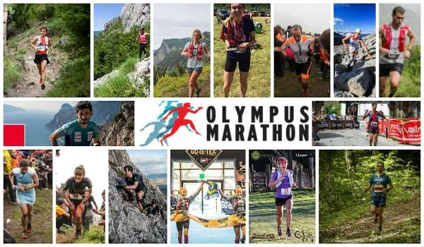Olympus Marathon: From all over the world to the Mountain of Gods