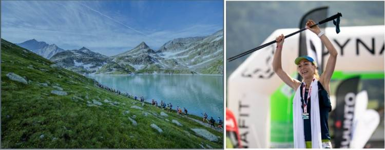EVA SPERGER FLIES TO A COURSE RECORD, FLORIAN GRASEL RACKS UP 2ND GGUT WIN!