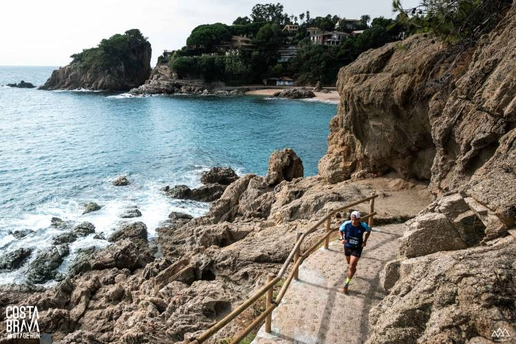The 3rd edition of the Costa Brava Stage Run begins with participants of 17 different nationalities!