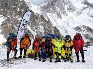 Η πρώτη χειμερινή ανάβαση στο Κ2 είναι γεγονός!