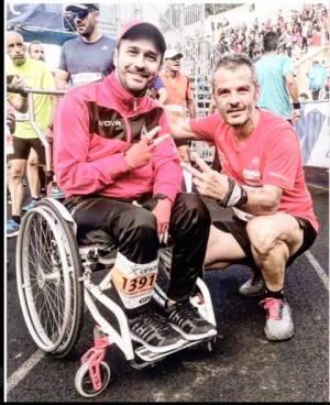Οι Α. Βαφειάδης και Γ. Θεοχάρης θα τρέξουν ένα Μαραθώνιο 44 στροφών γύρω από το Νοσοκομείο Σερρών!