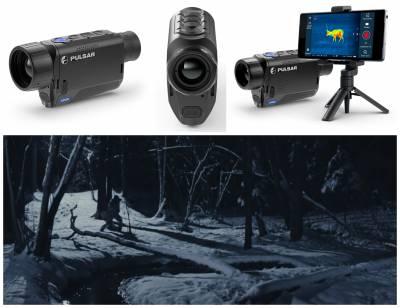 Συσκευές θερμικής απεικόνισης PULSAR AXION XM30S, KEY XM22 και ΧΜ30!