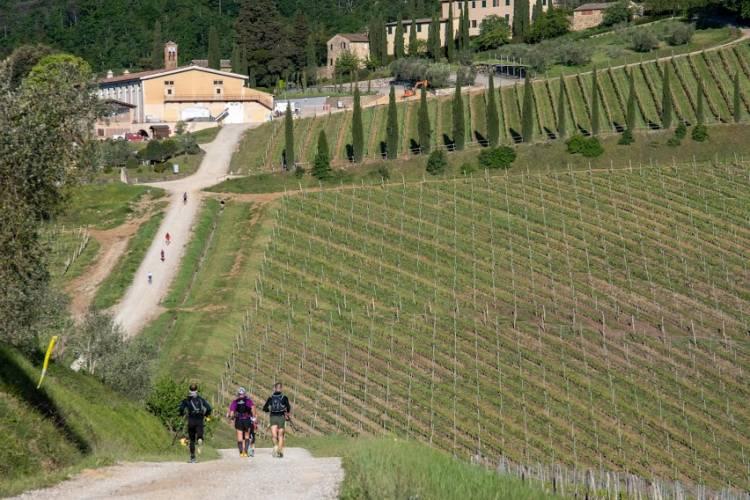 Chiianti Ultra Trail 2021: Luca Manfredi Negri and Giulia Vinco  are the winners!