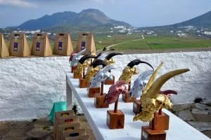 Tinos Challenge: Μεταγωνιστικό Δελτίο Τύπου