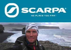 Η SCARPA καλωσορίζει στην ομάδα των αθλητών της τον Αργύρη Βαμβακίτη!
