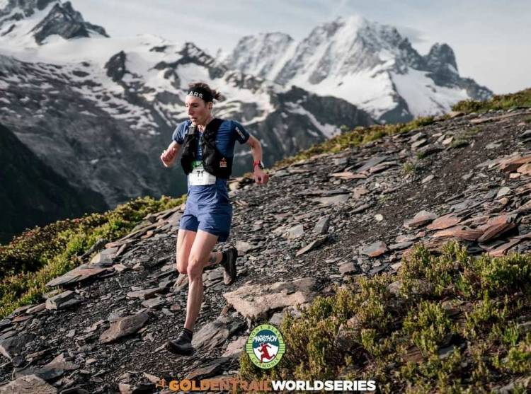 An exclusive interview with Maude Mathys, after her victory in Marathon du Mont Blanc 2021!