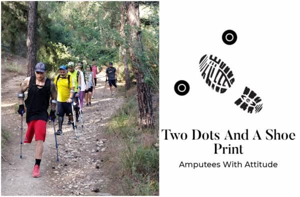 """Two Dots And A Shoe Print'', μια ''ιδιαίτερη'' ομάδα outdoor δραστηριοτήτων με στόχους και όραμα!"