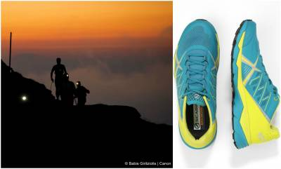 Ο Αργύρης Βαμβακίτης και τα Scarpa Spin RS στον SALEWA Olympus Mythical Trail!