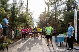 Γιορτινή Επανεκκίνηση των Αγώνων Στην Παγκόσμια Ημέρα Τρεξίματος Υμηττού 2021