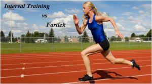 Ανάλυση & Διαφορές Διαλειμματικής Προπόνησης και Fartlek!