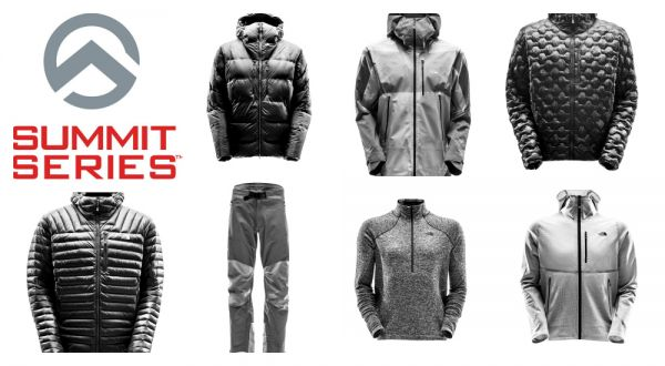 The North Face: Αποκαλυπτήρια της νέας σειράς Summit Series!