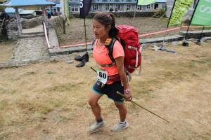 Jordi Gamito unstoppable in the Everest Trail Race!