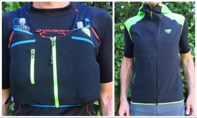 DYNAFIT Alpine Running Vest & Transalper Dynastretch Vest