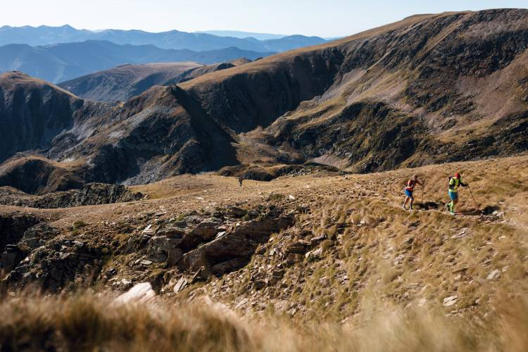 Ian Corless at the Pyrenees Stage Run, which starts again on August 29th!