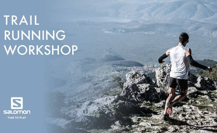 Trail Running Workshop @ Salomon Store Athens Kifisia