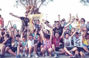 Τρέχοντας στον Marathon des Sables για φιλανθρωπικό σκοπό