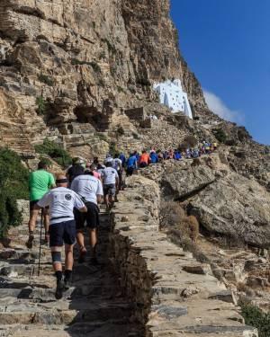 Όλα έτοιμα για το 4o Amorgos Trail Challenge!