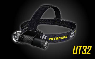 NITECORE UT32: Ένας high-end φακός κεφαλής για νυχτερινές ultra-trail καταστάσεις παντός καιρού!