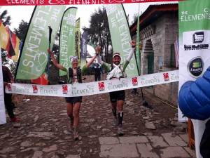 Jordi Gamito wins for 1st time the Everest Trail Race