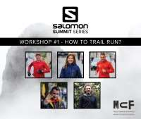 Salomon Hellas: Workshop 1 - How To Trail Run?